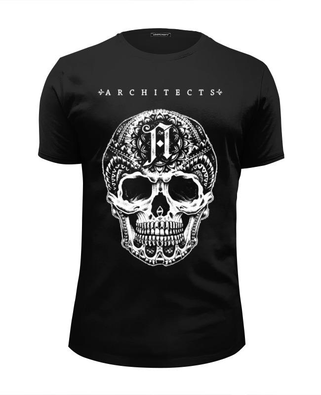 Футболка Wearcraft Premium Slim Fit Printio Architects футболка wearcraft premium slim fit printio миньон