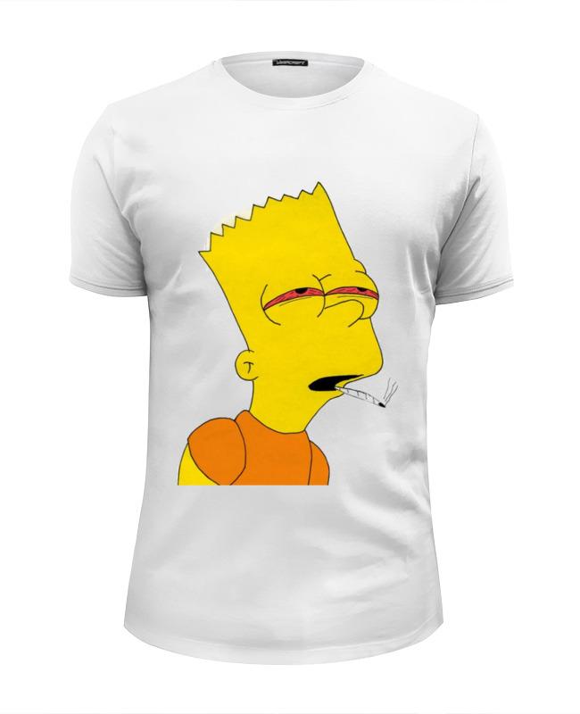 Printio Simpsons футболка wearcraft premium slim fit printio simpsons donut
