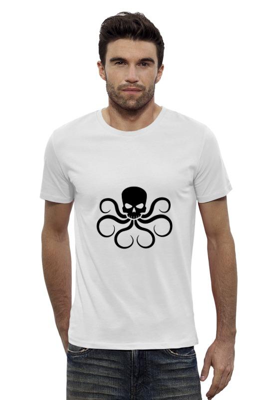 Футболка Wearcraft Premium Slim Fit Printio Гидра футболка wearcraft premium printio hydra arsb