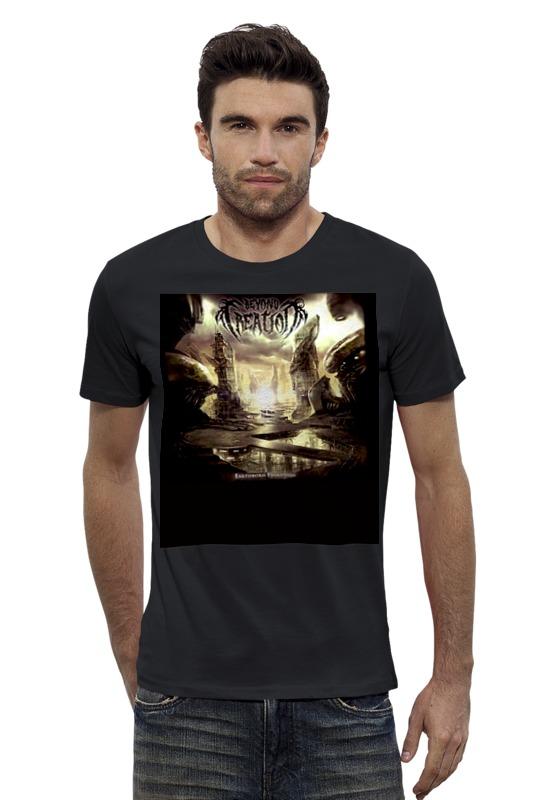 Футболка Wearcraft Premium Slim Fit Printio Beyond creation футболка wearcraft premium slim fit printio batman beyond