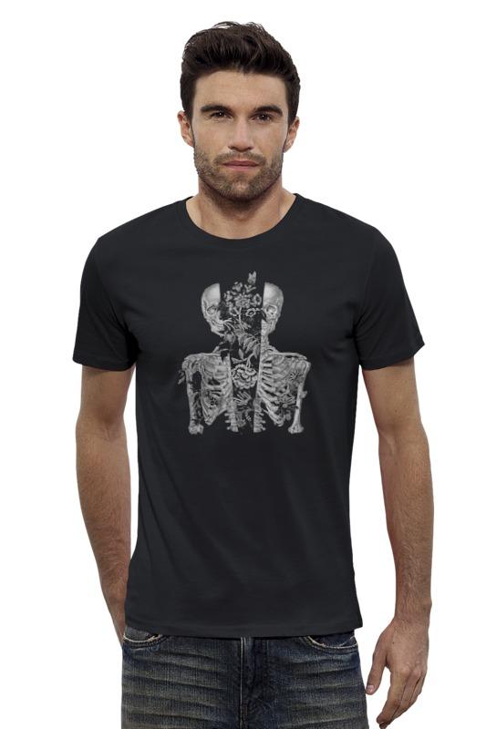 Футболка Wearcraft Premium Slim Fit Printio Внутренний мир футболка wearcraft premium slim fit printio я покажу тебе мир