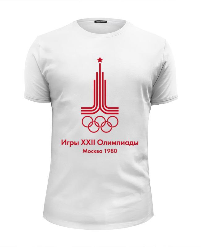Printio Олимпиада москва 1980 - xxii olympic games moscow футболка классическая printio олимпиада 1980 москва