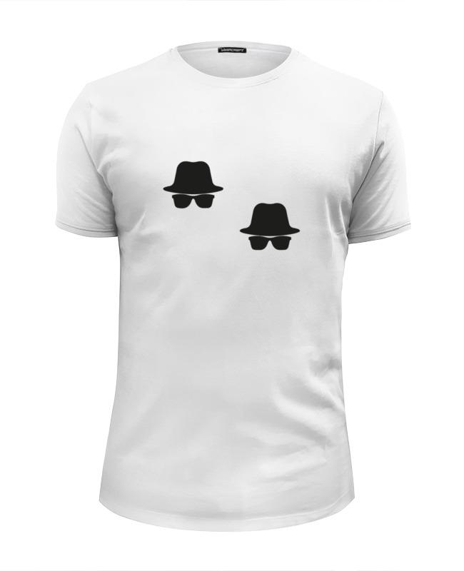 Фото - Футболка Wearcraft Premium Slim Fit Printio Братья блюз (the blues brothers) футболка wearcraft premium printio the blues brothers