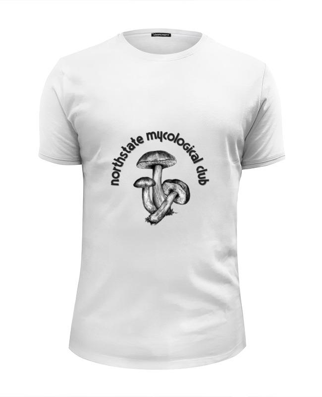 Футболка Wearcraft Premium Slim Fit Printio Клуб грибников футболка wearcraft premium slim fit printio виталий седов фан клуб