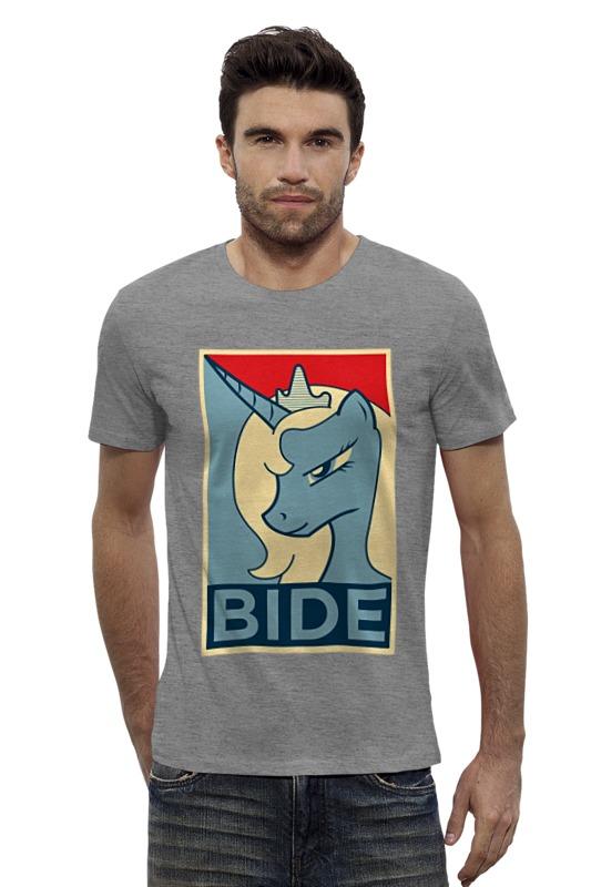 Футболка Wearcraft Premium Slim Fit Printio My little pony (obey) футболка wearcraft premium slim fit printio my government fucks me every day