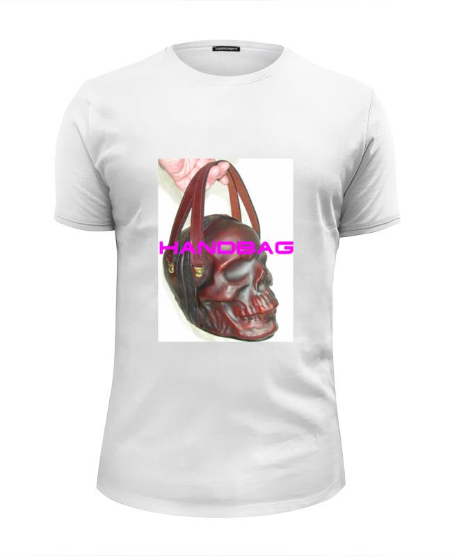 Футболка Wearcraft Premium Slim Fit Printio Skull - 7 футболка wearcraft premium slim fit printio floral skull