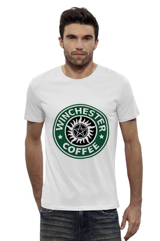 Футболка Wearcraft Premium Slim Fit Printio Братья винчестер (supernatural) футболка wearcraft premium slim fit printio винчестер supernatural