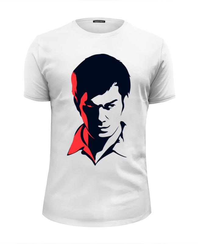 Футболка Wearcraft Premium Slim Fit Printio Dexter (декстер) футболка wearcraft premium printio декстер