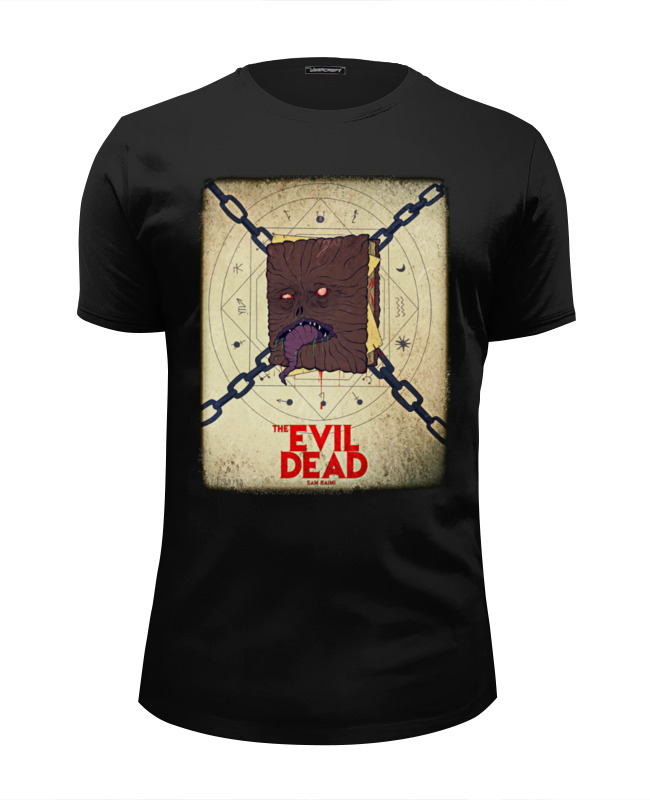 Printio Evil dead футболка wearcraft premium slim fit printio evil minion