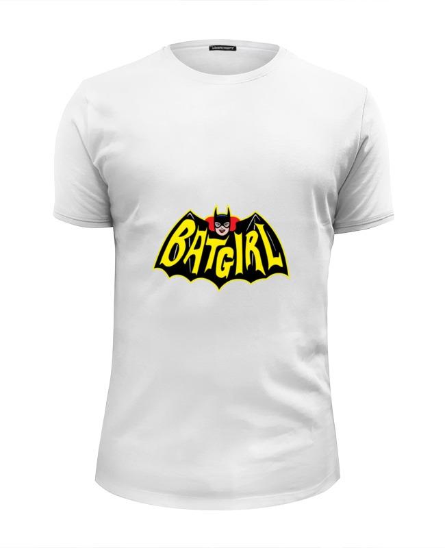 Футболка Wearcraft Premium Slim Fit Printio Batgirl футболка wearcraft premium slim fit printio batgirl