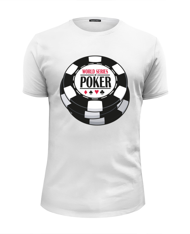 Printio Покер (poker) футболка wearcraft premium slim fit printio покер poker