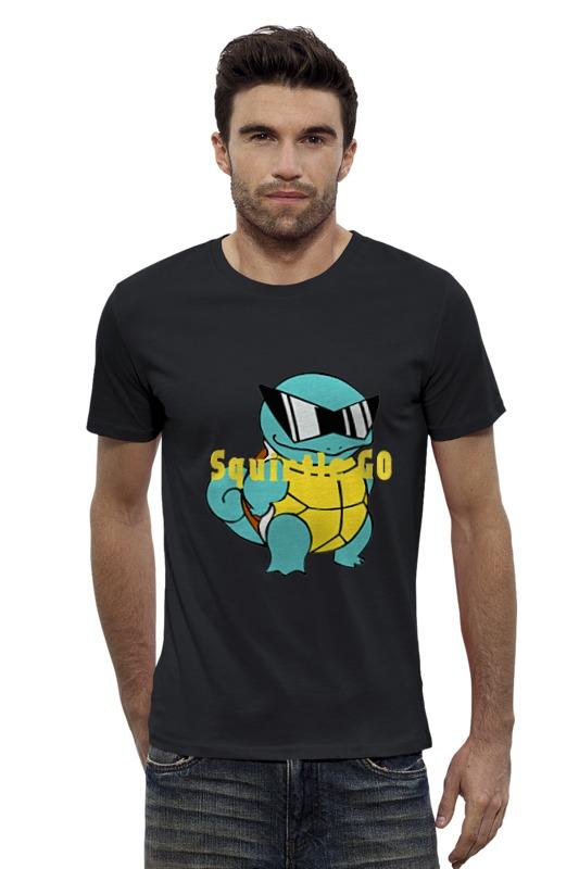 Футболка Wearcraft Premium Slim Fit Printio Pokemon squirtle футболка wearcraft premium slim fit printio pokemon raichu