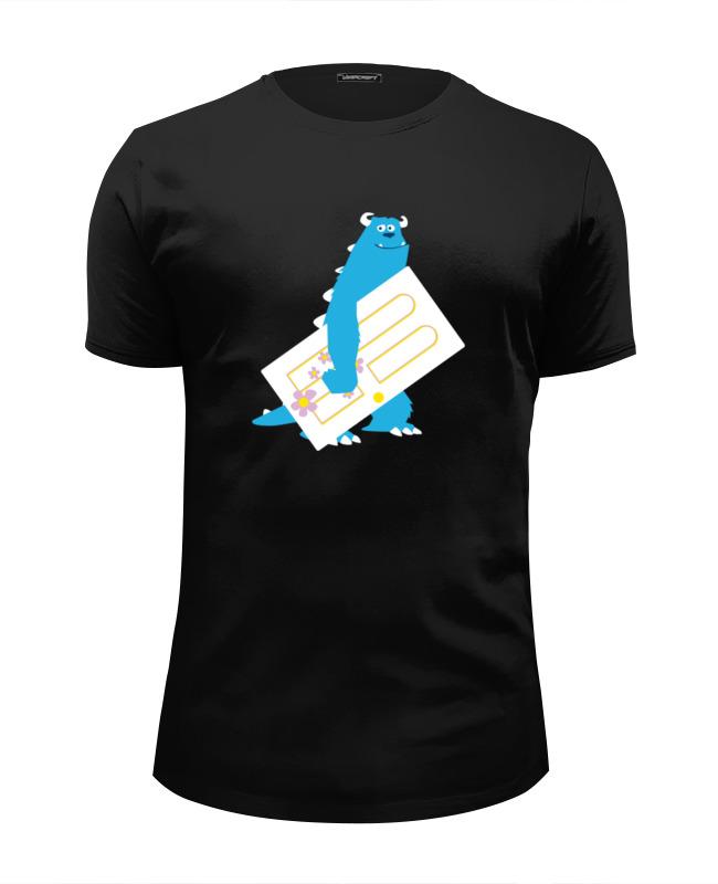 Printio Корпорация монстров футболка wearcraft premium slim fit printio корпорация монстров monsters inc