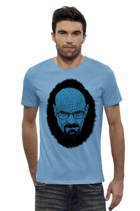 Футболка Wearcraft Premium Slim Fit Printio Heisenberg футболка wearcraft premium slim fit printio голубой морской кит кашалот