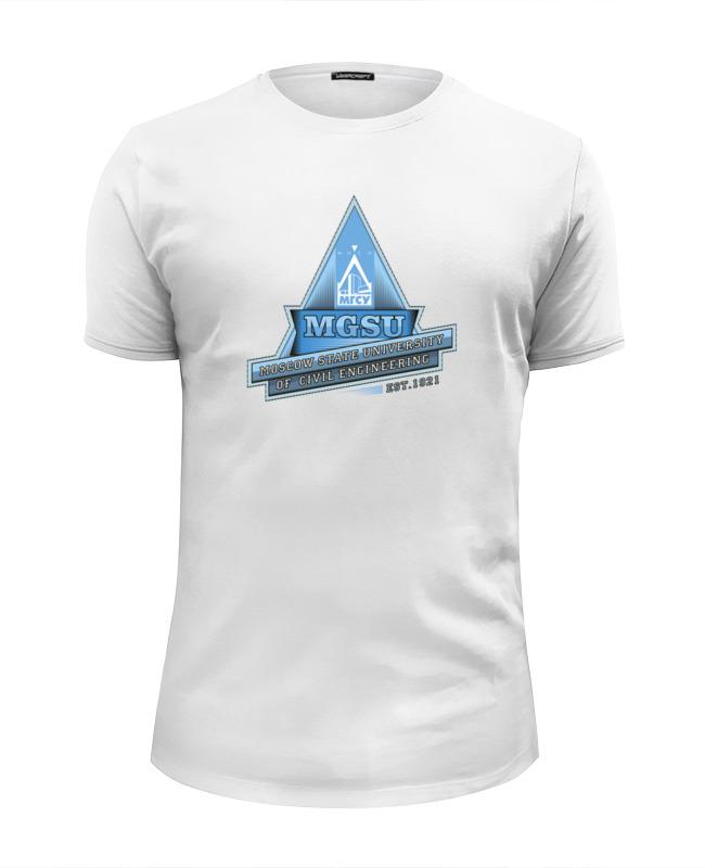 Printio Футболка женская мгсу футболка wearcraft premium slim fit printio футболка футболка turisas
