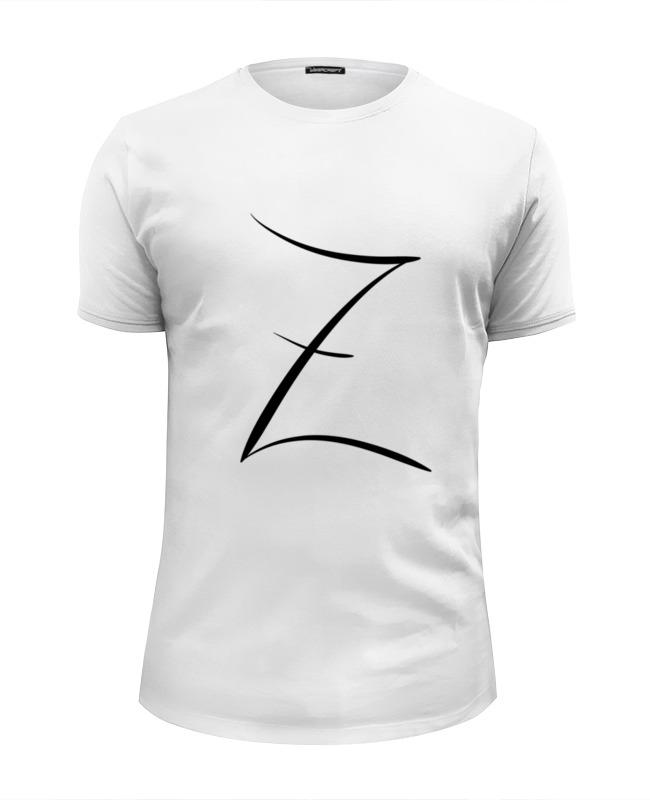 Футболка Wearcraft Premium Slim Fit Printio Zed ain't dead футболка wearcraft premium slim fit printio dead pool