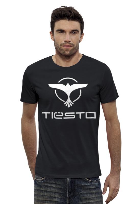 все цены на Футболка Wearcraft Premium Slim Fit Printio Tiesto (тиесто) онлайн