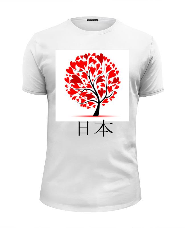 Футболка Wearcraft Premium Slim Fit Printio Nihon футболка wearcraft premium printio nihon