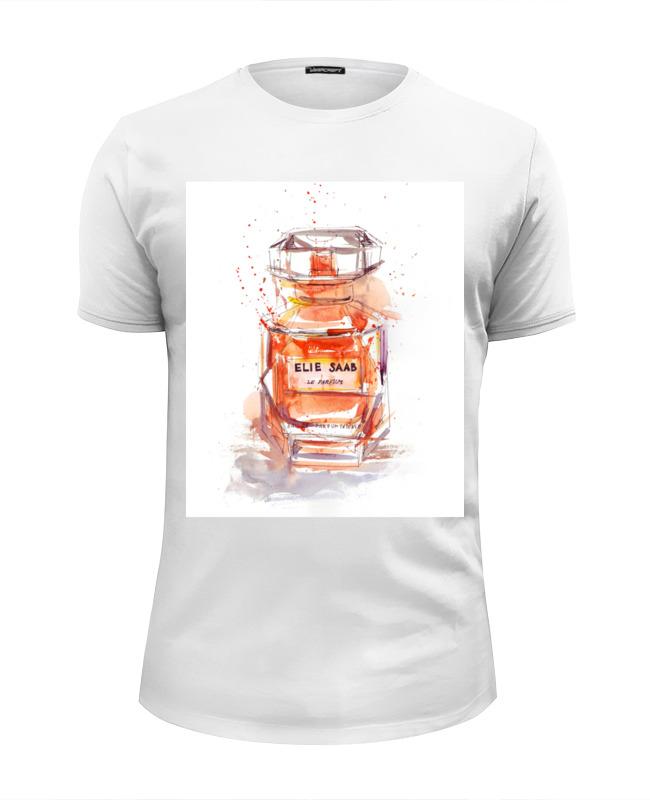 Футболка Wearcraft Premium Slim Fit Printio Elie saab perfume цена и фото
