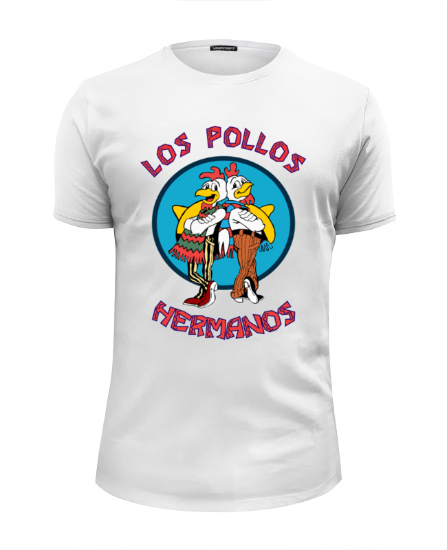 Футболка Wearcraft Premium Slim Fit Printio Los pollos hermanos футболка wearcraft premium slim fit printio los angeles