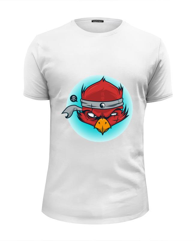 Printio Angry birds футболка wearcraft premium slim fit printio angry bird twitter