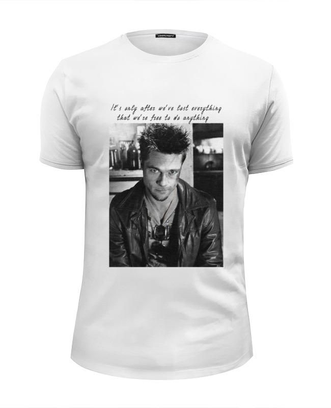 Фото - Printio Бойцовский клуб футболка wearcraft premium slim fit printio анти натурал натурал клуб
