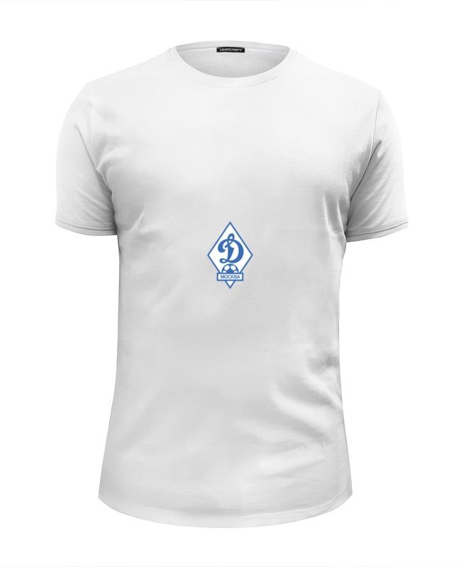 Printio Фк динамо москва футболка wearcraft premium slim fit printio фк ростов
