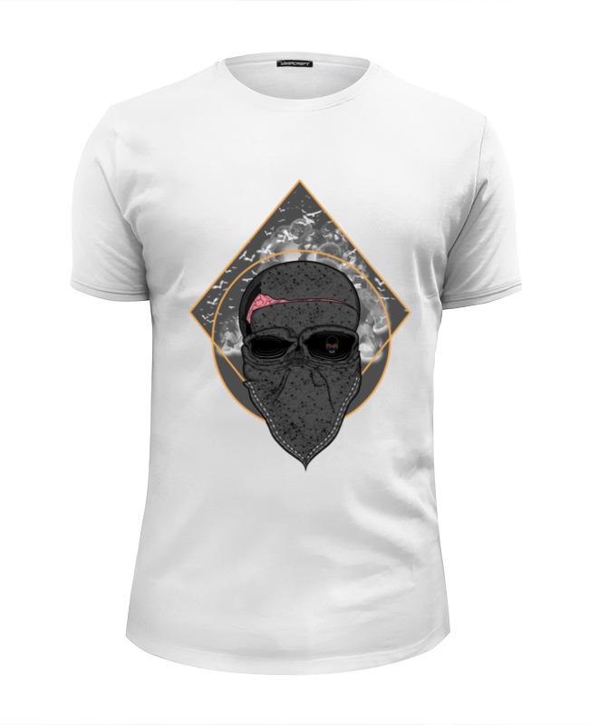Футболка Wearcraft Premium Slim Fit Printio The kingdom of skulls the synthetic kingdom