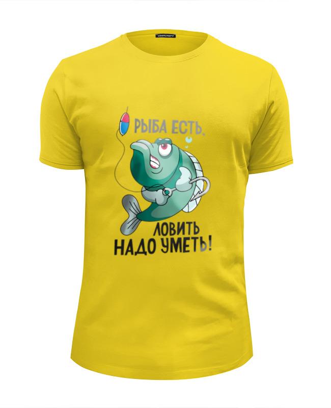Футболка Wearcraft Premium Slim Fit Printio Рыбалка (1) футболка wearcraft premium slim fit printio рыбалка зовет