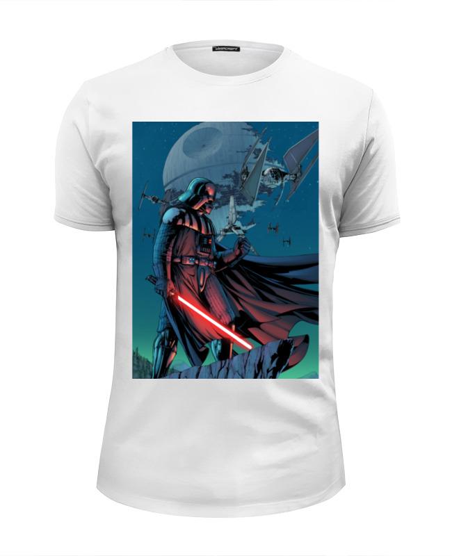 Футболка Wearcraft Premium Slim Fit Printio Darth vader футболка wearcraft premium slim fit printio darth vader и слон