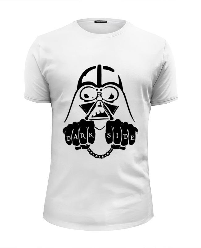 Футболка Wearcraft Premium Slim Fit Printio Дарт вейдер (звездные войны) футболка wearcraft premium slim fit printio дарт вейдер звездные войны