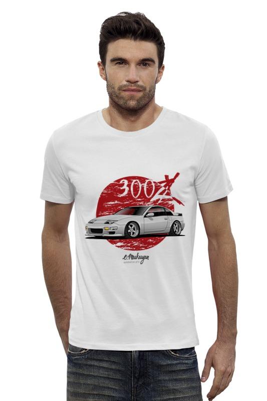 Футболка Wearcraft Premium Slim Fit Printio Nissan 300zx футболка wearcraft premium slim fit printio nissan gtr r35