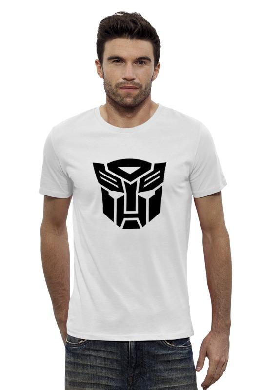 Футболка Wearcraft Premium Slim Fit Printio Трансформеры футболка wearcraft premium slim fit printio vampire
