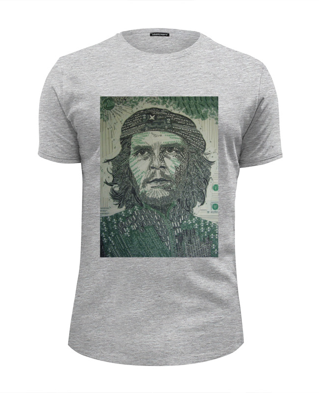 Printio Che guevara футболка wearcraft premium slim fit printio empire che