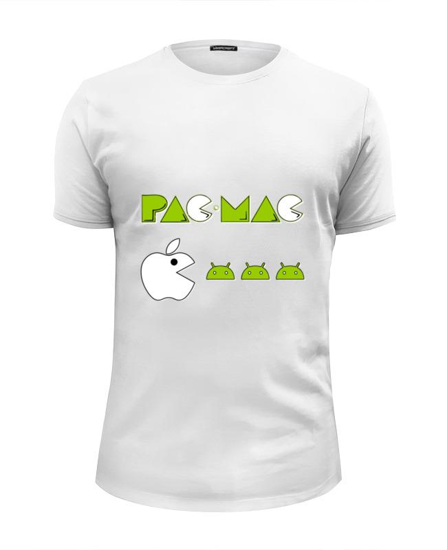 Printio Пакман футболка wearcraft premium slim fit printio стинг
