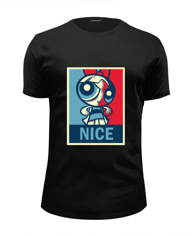 Футболка Wearcraft Premium Slim Fit Printio Суперкрошки футболка wearcraft premium printio girls sidemount