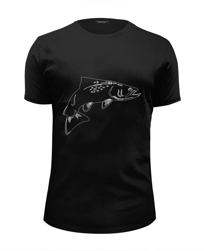 Printio Рыбак футболка wearcraft premium slim fit printio была бы рыба а рыбак найдётся