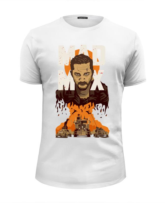 Printio Безумный макс (mad max) футболка wearcraft premium slim fit printio постапокалиптический