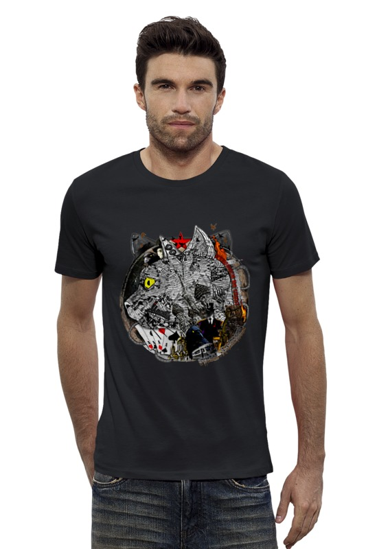Футболка Wearcraft Premium Slim Fit Printio Мастер и маргарита футболка wearcraft premium slim fit printio война никогда не меняется