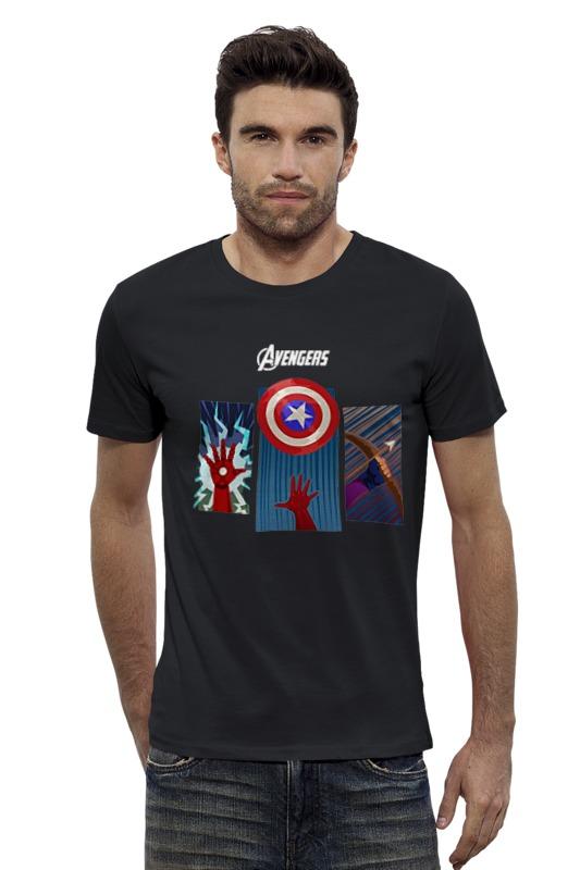 Футболка Wearcraft Premium Slim Fit Printio Avengers футболка wearcraft premium slim fit printio avengers
