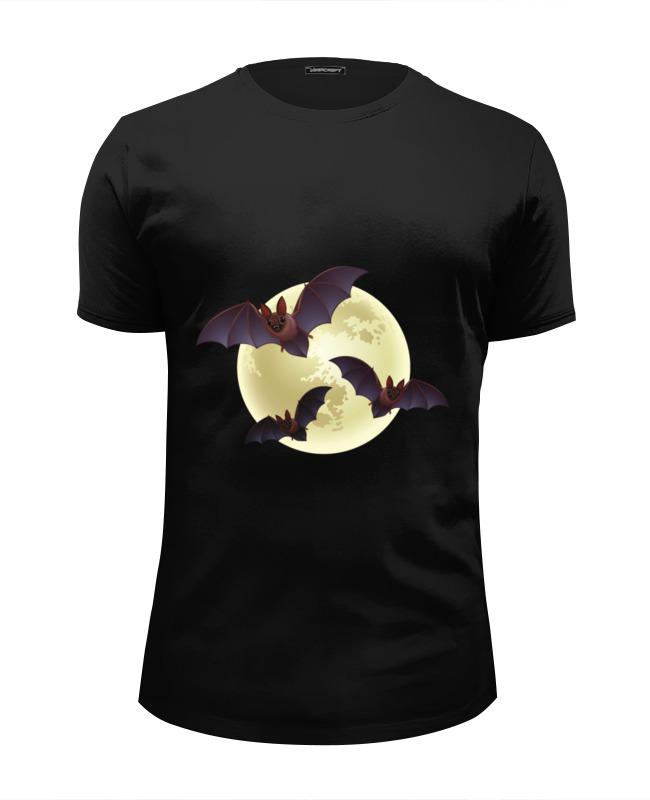 Printio Хэллоуин луна футболка wearcraft premium slim fit printio хэллоуин