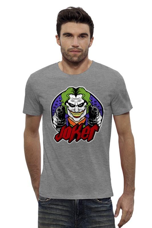 Футболка Wearcraft Premium Slim Fit Printio Джокер (joker) футболка wearcraft premium slim fit printio joker