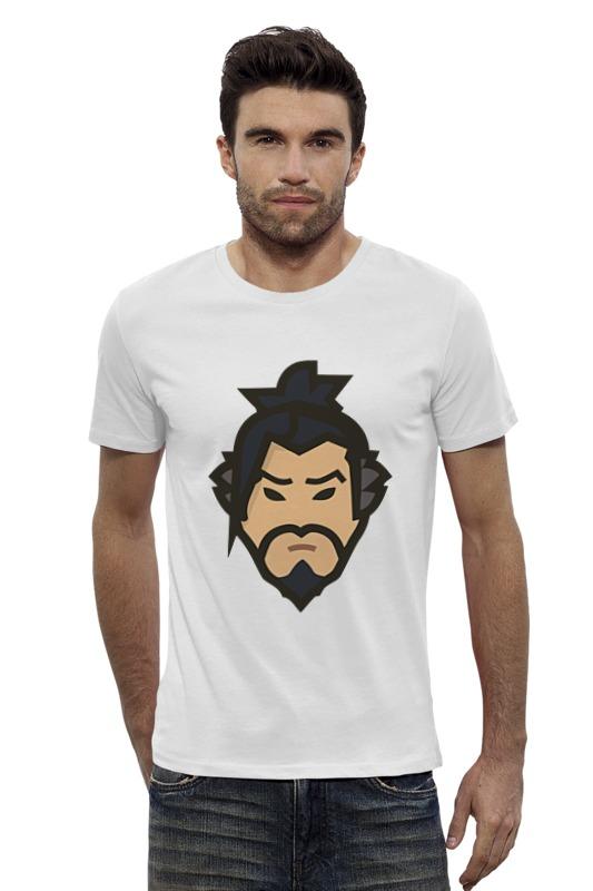 Футболка Wearcraft Premium Slim Fit Printio Хандзо футболка wearcraft premium slim fit printio avengers