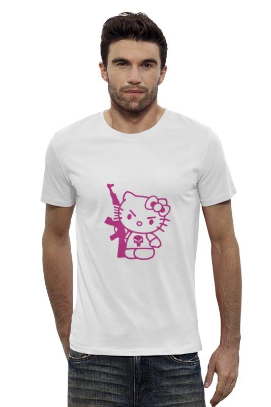 Футболка Wearcraft Premium Slim Fit Printio Hello kitty ak-47 футболка wearcraft premium slim fit printio hello kitty x avengers