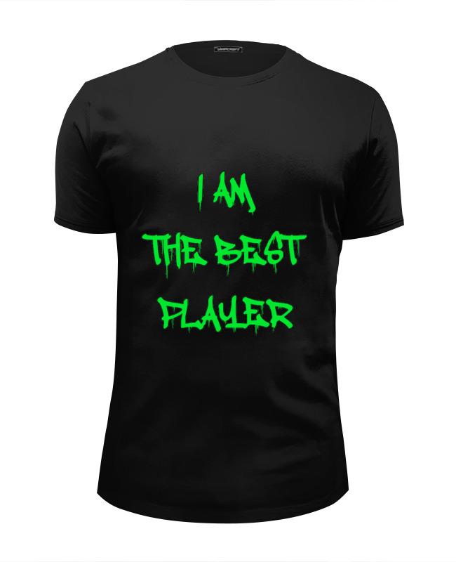Футболка Wearcraft Premium Slim Fit Printio Minecraft (майнкрафт) футболка wearcraft premium slim fit printio like a boss майнкрафт