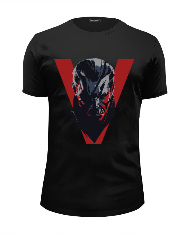 все цены на Футболка Wearcraft Premium Slim Fit Printio Metal gear solid