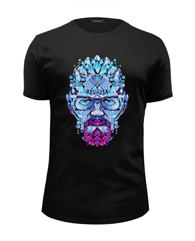 Футболка Wearcraft Premium Slim Fit Printio Heisenberg футболка wearcraft premium slim fit printio heisenberg 8 bit