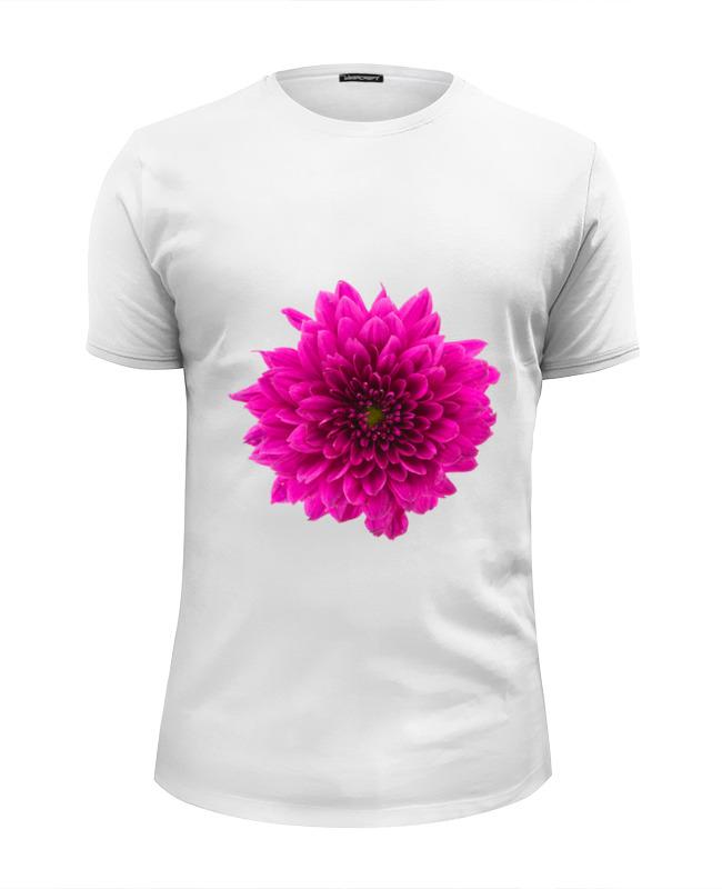 Printio Хризантема футболка wearcraft premium slim fit printio постапокалиптический
