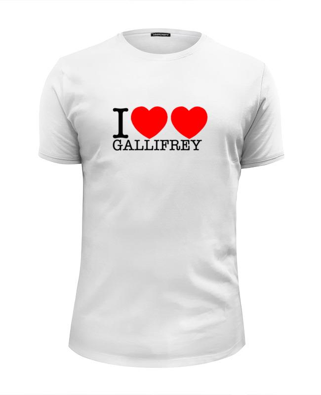Printio Галлифрей футболка wearcraft premium printio gallifrey time lords
