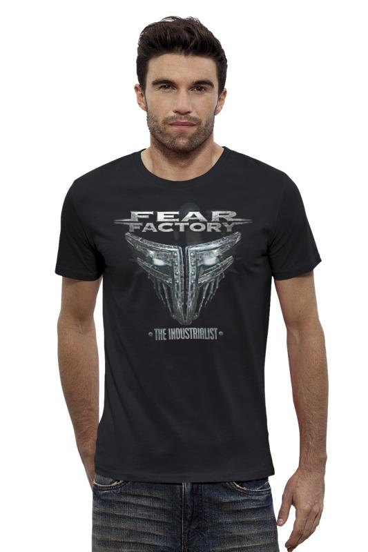 Футболка Wearcraft Premium Slim Fit Printio Fear factory band футболка wearcraft premium slim fit printio factory